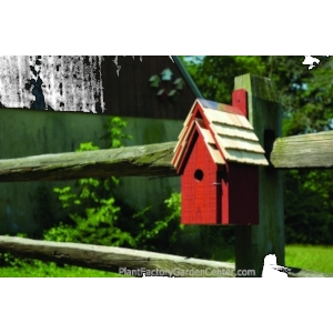 USA Made Bird Houses