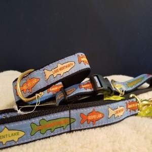 Lake Region Collars, Harnesses, & Leads
