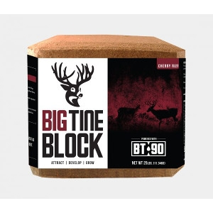 Big Tine Cherry Rush Block