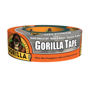 Silver Gorilla Tape 35 Yards