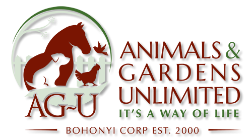 Animals & Gardens Unlimited Logo