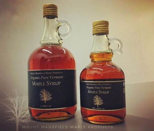 Product of the Month - Maple Syrup