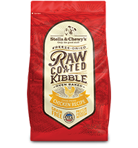 Stella & Chewy's Cage-Free Chicken Recipe Raw Coated Baked Kibble