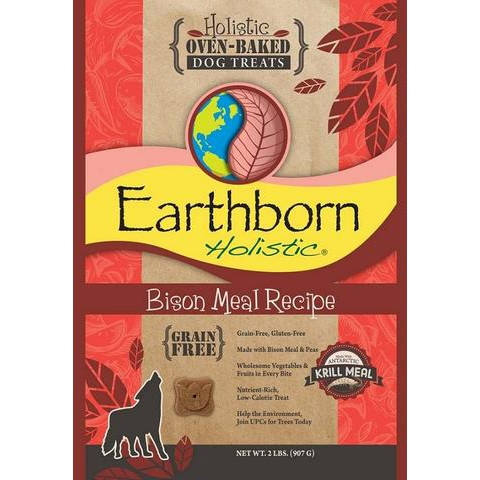 Earthborn Holistic Oven Baked Treats