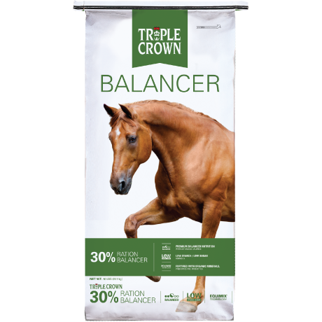 Triple Crown 30% Ration Balancer Horse Supplement