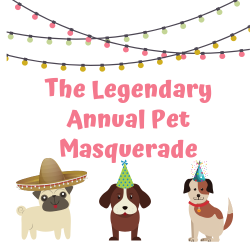 Annual Pet Masquerade