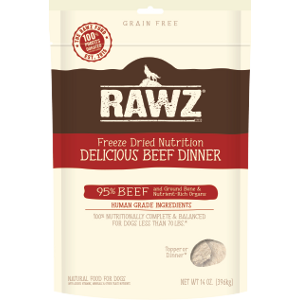 Freeze Dried Delicious Beef Dinner