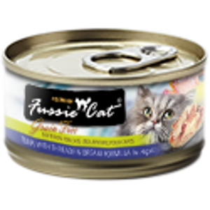 Fussie Cat® Tuna with Threadfin Bream