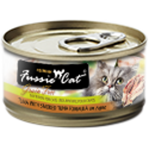 Fussie Cat® Tuna with Smoked Tuna