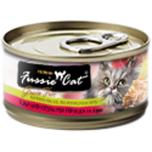 Fussie Cat® Tuna with Ocean Fish