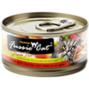 Fussie Cat® Tuna with Chicken Liver