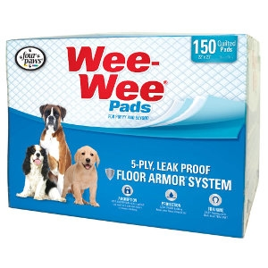 Four Paws Wee-Wee Pads 150pk