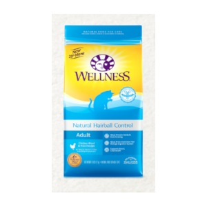 Wellness® Hairball Control Chicken Meal & Rice