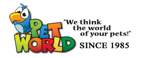 Pet World  Logo