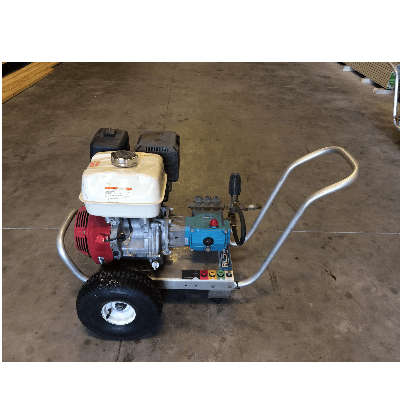 Pressure Washer 4000 PSI (Black - 4000 PSI)