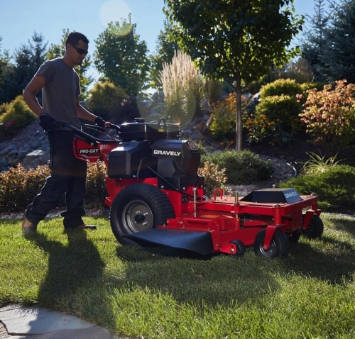 18% Off Gravely Pro-QXT Tractor & Attachments