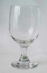 Water goblet 14 oz