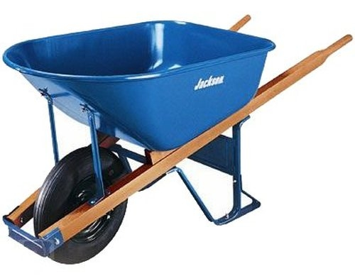 JACKSON WHEELBARROW 6 cu.ft.