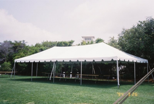 Anchor 30 x 50 frame tent