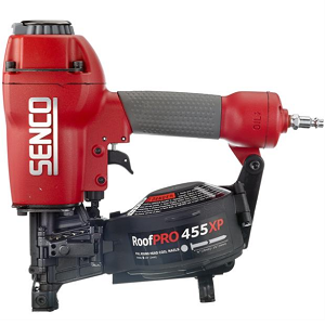 Senco Brands Roof Pro 455XP Coil Roofing Nailer