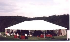 Anchor 40 x 50 frame tent
