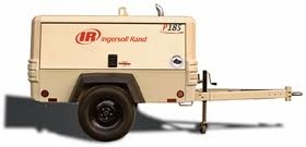 Ingersoll Rand 185 CFM Air Compressor