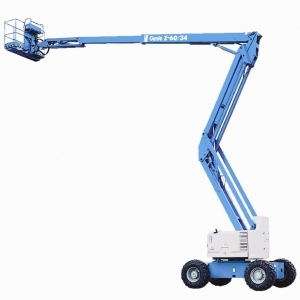 Genie Industries Z60/34 Articulating Z-Boom