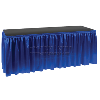 Stage skirting 2'x12'