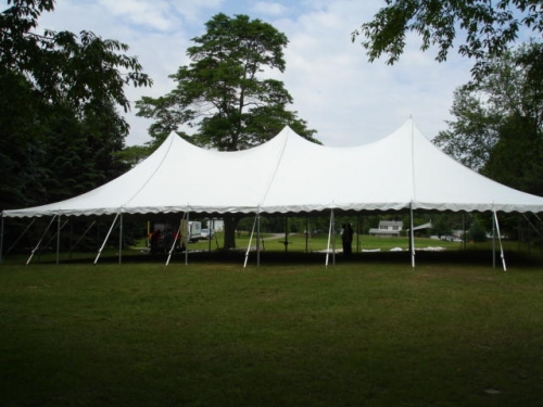 Anchor 30 x 60 pole tent