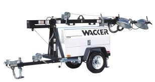 Light Tower 4000watt Wacker
