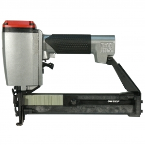 "Senco Brands SKSXP 1 1/2"" 18 Gauge Narrow Crown Stapler"
