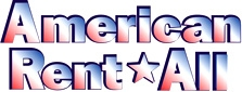 American Rent All  Logo