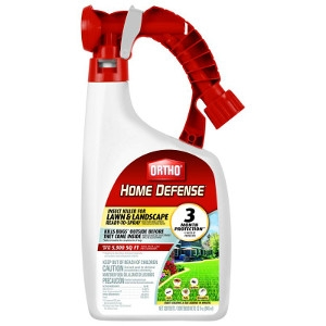 Save on Ortho Home Defense Lawn Insect Killer 32oz