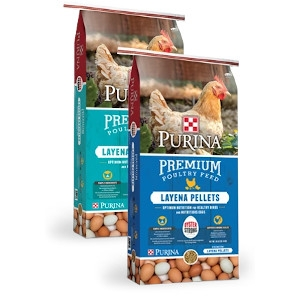 Purina® Layena® Poultry Feed