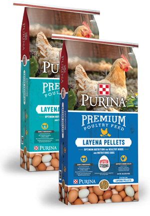 Purina® Layena® Pellets