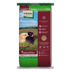 Nutrena® NatureWise Chick Starter Grower Feed