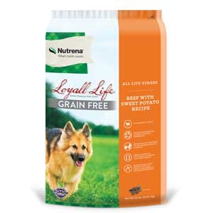 Nutrena® Loyall Life™ Grain Free Beef with Sweet Potato Recipe