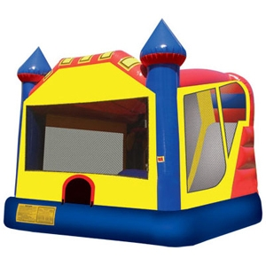 Inflatable Castle Combo C4 Wet/Dry
