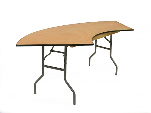 Surpentine Table