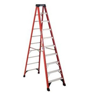 Werner 10' Step Ladder
