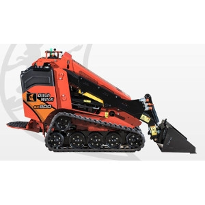 Ditch Witch SK800 Mini Track Loader