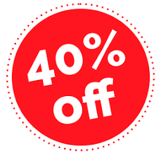 40% OFF All Lawn Furniture!