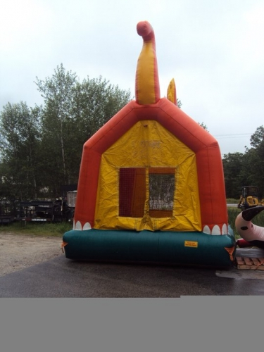 JUMPASAURUS BOUNCE HOUSE
