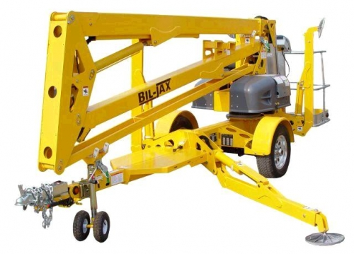 BOOMLIFT, 4527A TOWABLE