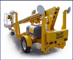BOOMLIFT, 3632T BILJAX TOWABLE