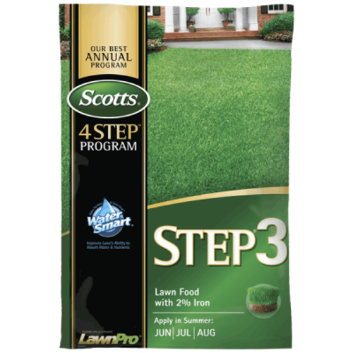 Scotts® STEP® 3 - Lawn Food With 2% Iron