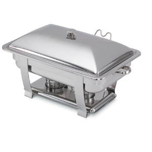 8 Qt. Rectangular Chafer