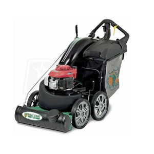Billy Goat Electric Start Lawn Vacuumn