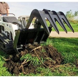 Bobcat Grapple Root Attachment 66