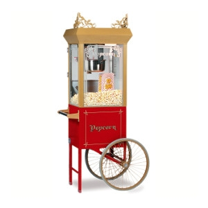 Antique Popcorn Popper
